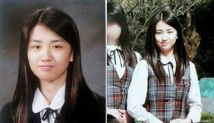 韓國女演員畢業照 快來驗驗真實度