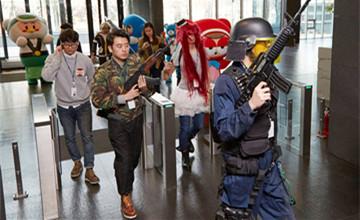 這種公司好想加入! 遊戲公司職員cosplay的上班日