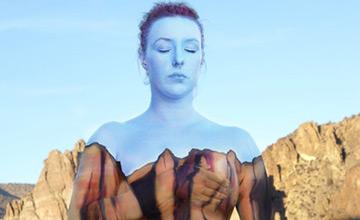 美國藝術家施魔法 帶給你史上最強隱身術