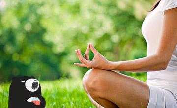 【起來~運動時間到】7招瑜珈修美腿