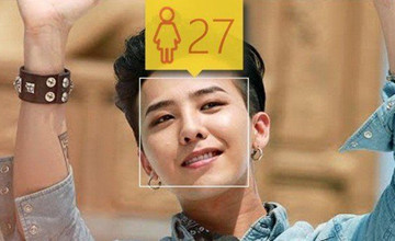 臉部辨識新工具 猜猜偶像的視覺年齡