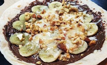 罪惡的結合: 巧克力遇上披薩