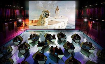 這樣看電影好爽 急需引進國內的7家電影院