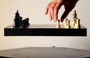 漂浮書桌誕生 隔空讀書、下棋攏ㄟ通