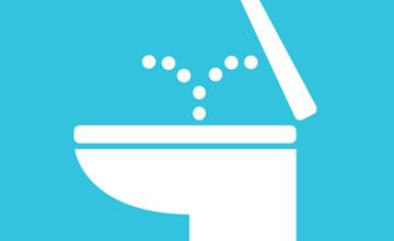 在廁所滑手機的你 關於廁所3件事必須知!