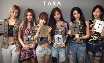 中國最夯韓女團? T-ara榮登第一!