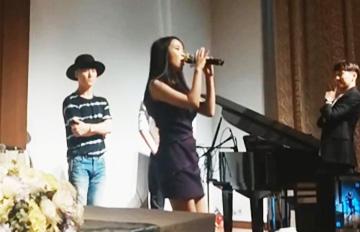 經紀人何德何能 婚禮祝歌請到IU獻唱