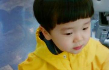 《爸爸去哪兒?》天使尹厚 下車後的近況讓人好奇