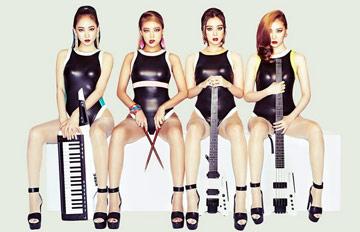 Disco夜電風?Wonder Girls復古回歸