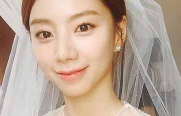天生美嫁娘樣 韓女星婚紗美貌TOP 3