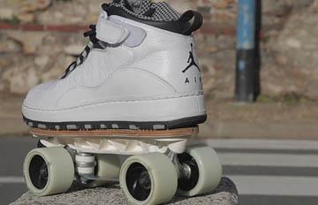 復古滑輪鞋再起 造型百搭都靠一個小秘密