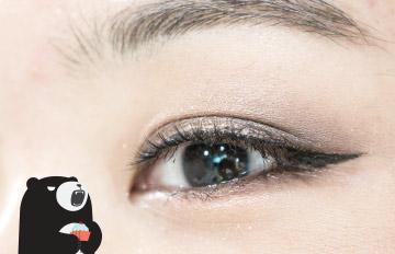 魅惑眼妝都很髒?你錯了,正確的畫法教給你