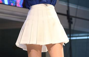 網球裙瘋迷韓國,怎麼穿藝人示範給你看