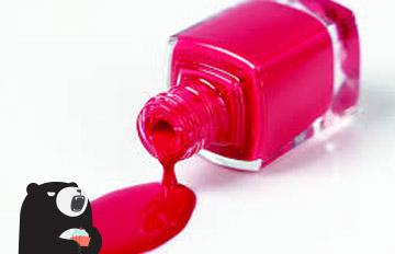黏稠指甲油復原技!拯救快乾指甲油
