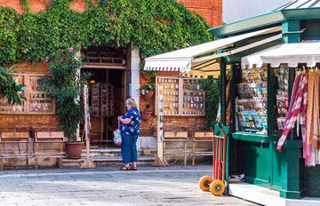 一個人旅行時的最愛,秘密景點藏在巷弄裡