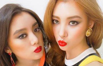 成員換來換去,但齊力向心的Wonder Girls