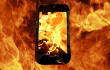 夏天太熱人會中暑,連手機也會中暑?