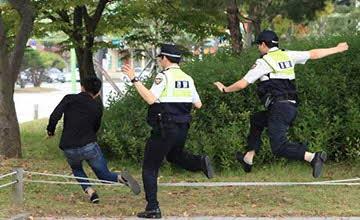 韓國警察局選出的最荒唐犯罪事件BEST 6
