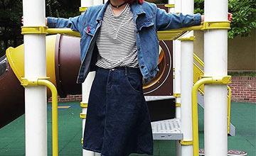 PIKI粉絲Daily Look,初秋的混搭時尚
