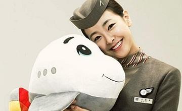 韓國各大航空公司空姐制服,你被哪個誘惑了?