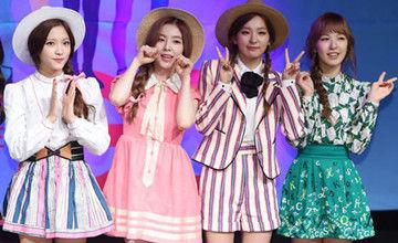 Red Velvet打歌服疑抄襲? SM娛樂:直接買來的啦~
