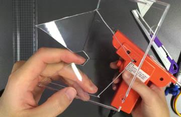 PIKI藝手遮天:3D全息金字塔