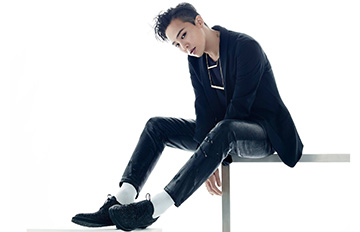 義大利鞋設計師指名,GD推出親手設計名牌鞋