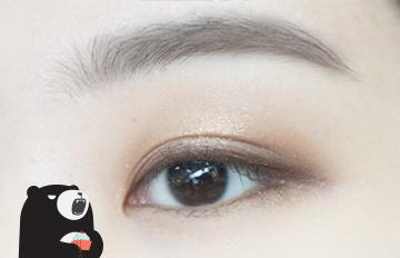 眼睛變大一定要化煙燻妝?NO~教你專屬秋天的低調大眼妝