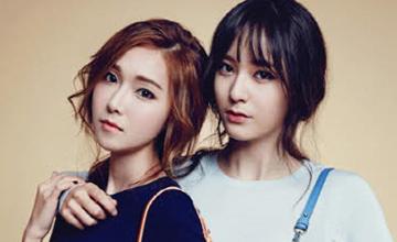 韓國顏值最強姐妹:Jessica & Krystal