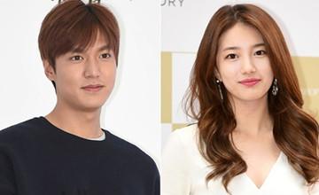 韓網早上驚爆:李敏鎬與秀智6個月戀情玩完?