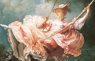 【一分鐘賞藝術】18世紀畫作中的「甜蜜緋聞」
