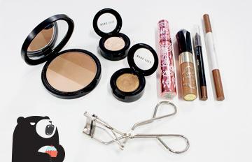 同樣的產品不同的化法 單眼皮VS雙眼皮