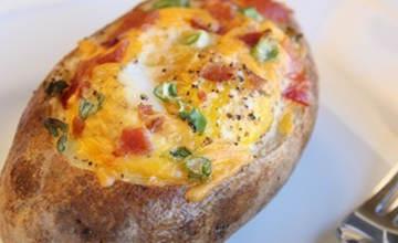 簡單自製西餐超人氣寵兒:焗烤馬鈴薯