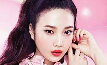 Red Velvet Joy化妝品代言,被批修圖太嚴重啦~