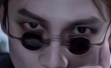 演員地成公佈恐怖吸血鬼造型 粉絲不怕反呼性感