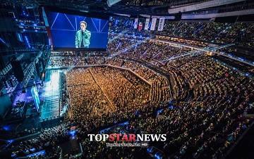 已不能用韓流明星稱呼他們! BIGBANG瘋迷美洲的現場狀況