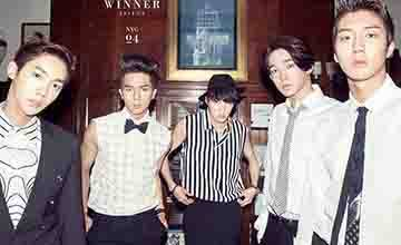 YG 的「元祖」怪物新人 沒關係,是 WINNER 啊!