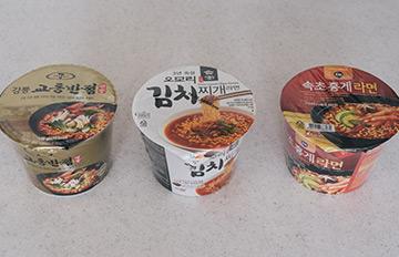 韓國旅遊還在買辛拉麵嗎? 3款韓國當地超人氣泡麵