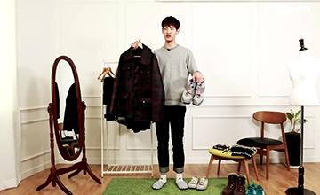 韓國模特兒趙敏浩出馬 教男生如何穿出時尚感的秘訣