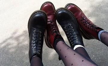 馬汀又不只那一種,適合秋冬的馬汀鞋搭配術!