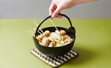 強烈推薦!自製韓式街邊美味魚糕湯