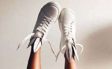 把兔子穿在腳上!超可愛「兔耳鞋」稱霸今年秋冬