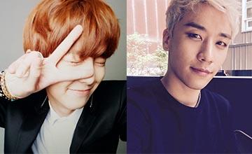 韓國網友票選 12 位最會自拍的男偶像 ♡