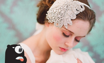 關於婚禮的所有  : 婚禮髮型篇