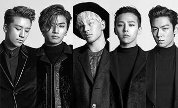 和 YG 的關係就像家人!BIGBANG 確定全體續約