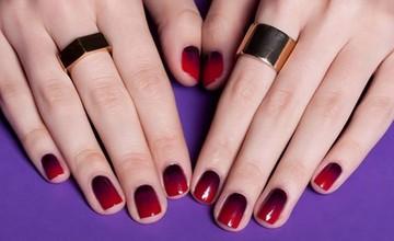 適合酷女生的秋冬指甲油!讓手指看起來更修長、顯白的色彩