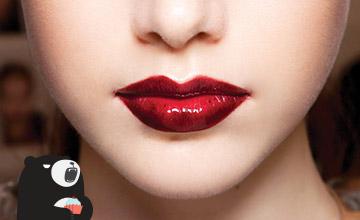 口紅完結版 : 紅色口紅