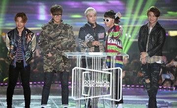 2015MMA落幕!BIGBANG奪四獎成最大贏家