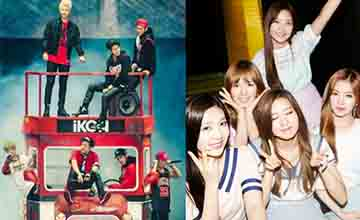 韓國網友票選「2016 年更讓人期待」的偶像團體