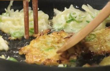 魷魚絲不只可以生吃 韓式魷魚絲煎餅簡單又美味